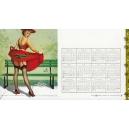 Gil Elvgren 1959 - 05 (Kalender / calendar / calendrier)