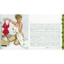 Gil Elvgren 1959 - 06 (Kalender / calendar / calendrier)