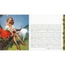 Gil Elvgren 1959 - 07 (Kalender / calendar / calendrier)