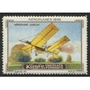 Kohler Serie VI No 03 Aéroplanes 1896 Aéroplane Langlay