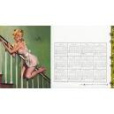 Gil Elvgren 1959 - 12 (Kalender / calendar / calendrier)