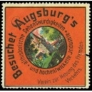 Augsburg Besuchet ... (WK 04)