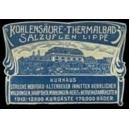 Bas Salzuflen Kohlensäure Thermalbad ... (b)