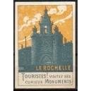 La Rochelle ... (La porte du Gros Horloge)