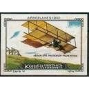 Kohler Serie VI No 04 Aéroplanes 1905 Frutschler-Falkenstein