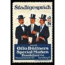 Büttners Special-Marken Frankfurt, Stadtgespräch (01)