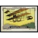 Kohler Serie VI No 07 Aéroplanes 1912 Biplan Farman