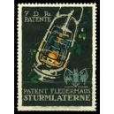 Fledermaus Sturmlaterne ... (01)