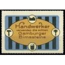 Gamburger Bimssteine, Handwerker ... (01)