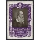 Leipzig 1913 XII. Deutsches Turnfest ... (violet)