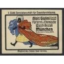 Giulini Teppichreinigung Färberei Waschanstalt München  (01)