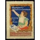 Gumpert Conditorei Berlin ... (05 - Sahnen Zwieback)