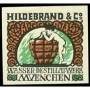 Hildebrand & Co. Wasser Destillat Werk München (01)