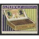 Holz Frankfurt Hoflieferant ... (01 - Zigarren)