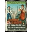 Horkheimer Putzwolle Rottenburg Neckar ... (01)