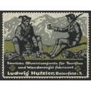 Hutzler Aluminiumgeräte Touristen Wandervögel ... (01)