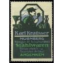 Krausser Nürnberg Stahlwaren ... Andenken (01)