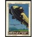 Nestlé Serie VI No 10 Ballons
