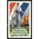 Francais ne consommez aucun produit Allemand (signiert)