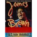 James Brown ... 1993 ... Essen Grugahalle ...