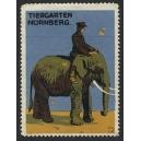 Nürnberg Tiergarten (05 - Elefant - Elephant - Èléphant)