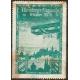 Nürnberg 1912 Flugwoche (Var A - grün)