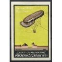 Gerner Bräu München Luftschiffahrt Parseval - Sigsfeld 1893