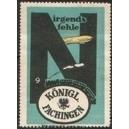 Fachingen, nirgends fehle Königlich (N - No. 9 - 01)