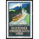 Bayrischer Verkehrs Beamten Verein Nr. 09 Wendelsteinbahn