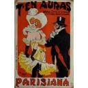 Parisiana, T'en auras Revue ...