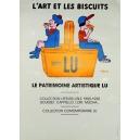 Lu L'Art et les Biscuit Le patrimoine artistique ... (WK 02813)
