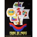 Paris 1973 Foire de Paris ... (120x160 - AL)