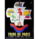 Paris 1974 Foire de Paris ... (120x160 - AL)