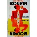 Bourin Quinquina Aux grands vins blancs de Touraine ... (AL)