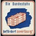 Bundesbahn befördert zuverlässig