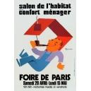 Paris Foire de Paris Salon de l'habitat et ... (40x60)