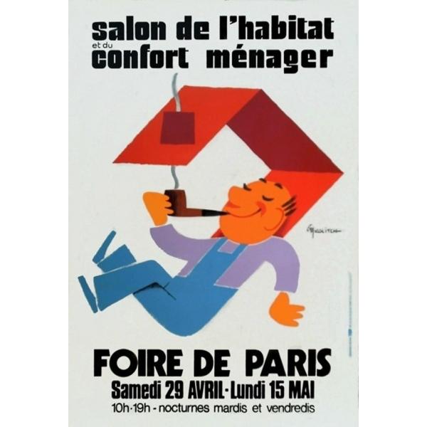 Salon de l habitat paris maison design - Salon de l habitat paris ...