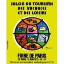 Paris 1973 Foire de Paris Salon du tourisme ... (120x160 - AL)