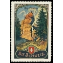 Rigi Felsentor, Die Schweiz