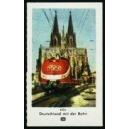 Deutsche Bundesbahn Deutschland mit der Bahn Köln (TEE)