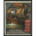 Kalobin Der Nährsalzkaffee ... (Segelschiff - 001)