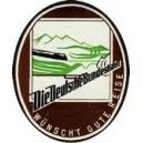 Deutsche Bundesbahn wünscht gute Reise