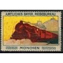 München Amtl. Bayrisches Reisebureau (Zug)