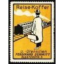 Schmitt Reise - Koffer u. Utensilien