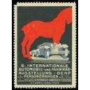 Genf 1929 6. Internationale Automobil- und Fahrrad - Ausstellung