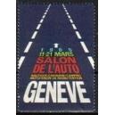 Genève 1965 Salon de l'Auto