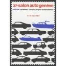 Genève 1967 37e Salon Auto