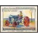 Kohler Serie XXXV No 11 Machines Motrices Modernes