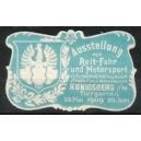 Königsberg 1909 Ausstellung für Reit- Fahr und Motorsport