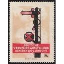 München 1925 Deutsche Verkehrs Ausstellung